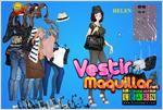 Juego  helen dress up 2 vestir a helen 2