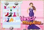 Juego lets dress up barbie vestir a barbie