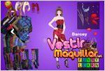 Juego  darcey dress up vestir a darcey