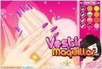 Juego  cool nail design diseño de uñas cool