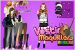 Juego  jade girl dress up vestir a jade