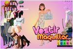 Juego  hannah girl dress up vestir a hannah