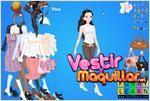 Juego  tina girl dress up vestir a tina