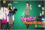 Juego  thalia girl dress up vestir a thalia
