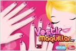 Juego  mod nail design diseño de uñas