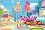 Juego  pretty fashion girls chicas guapas
