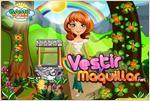 Juego  alice the leprechaun girl dress up alice la chica duende