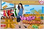 Juego  second hand bazaar bazar de segunda mano
