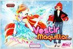 Juego bloom modelist girls flora modelo