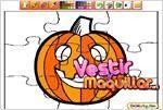 Juego  halloween puzzle rompecabezas de halloween