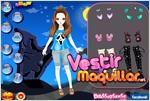 Juego  glamorous and gorgeous halloween beauty noche de halloween
