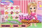 Juego  long haired princess princesa de pelo largo
