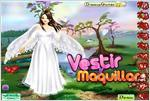 Juego  love angel dress up angel del amor