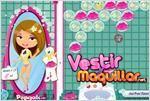 Juego  princess bubble fun burbujas divertidas