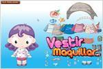 Juego  mimi dress up vestir a mimi