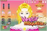 Juego  princess make up maquillar a la princesa