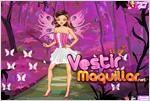 Juego trendy pink fairy hada rosa