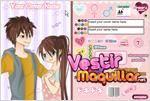 Juego  manga cover maker fabricante de manga