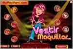 Juego  party dress up vestir para la fiesta