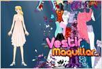 Juego  barbie clothes dress up vestir a barbie