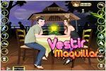 Juego  dinner time dress up velada romantica