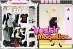 Juego  taylor momsen dress up vestir a taylor momsen