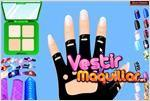 Juego  new fashionable nail art uñas de moda