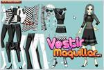 Juego  goth girl dress up chica gotica