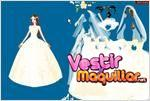 Juego  dreamlike bride dress up la novia de ensueño