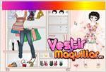 Juego  shopping dress up tiendas de vestir
