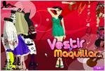 Juego  fantastic girl dress up chica fantastica