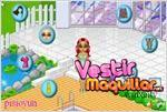 Juego  miniwinx doll dress up vestir a la muñeca