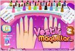 Juego  prom nail design diseño de uñas