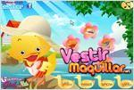 Juego  my lovely duck mi pato hermoso