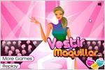 Juego  super model dress up vestir a la super modelo
