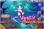 Juego  mermaid princess jamie princesa sirena