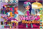 Juego  cute litte goth girl dress up linda chica gotica