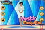 Juego  michelle obama dress up vestir a michelle obama