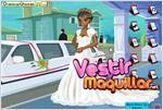 Juego  bride dress up vestir a la novia