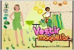 Juego  fashion for earth la moda de la naturaleza