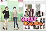 Juego  boho chic sisters dress up vestir a las hermanas
