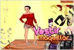 Juego  emeri party dress up vestir a emeri