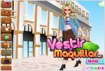 Juego  foreign shopping dress up  vestir para ir de compras