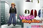 Juego johnny dressup vestir a johnny deep
