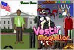 Juego  barack obama dress up vestir a barack obama