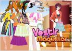 Juego  emlyn dress up vestir a emlyn