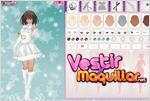 Juego  anime magical girl dress up game vestir a la chica de anima