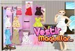 Juego world pop star dressup vestir a la estrella pop