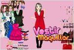 Juego  sandy cute dress up