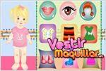 Juego  cindys baby dress up cindys vestir al bebe